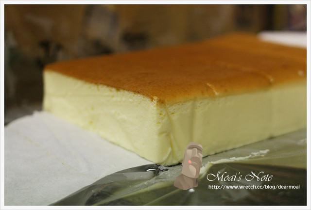 【台中市西區】日出‧乳酪蛋糕~特濃乳酪香超美味兒