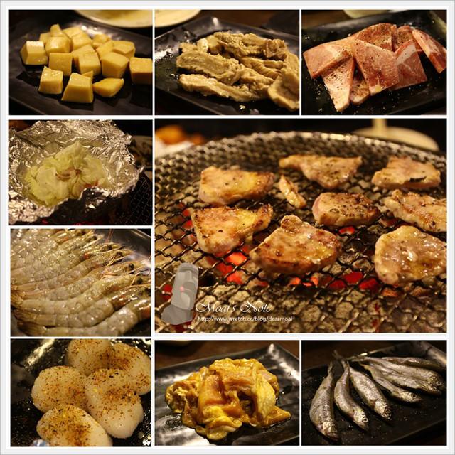 【試吃】狠生氣日式燒肉吃到飽~大口吃肉無限滿足