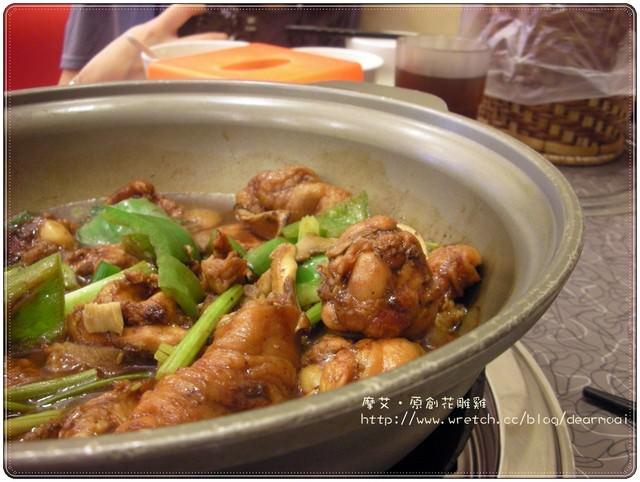 【北市松山區】原創花雕雞~酒香肉嫩粿條彈