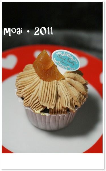 【台中市西屯區】Sweet Emily法式甜品~造型可愛精緻的杯子蛋糕