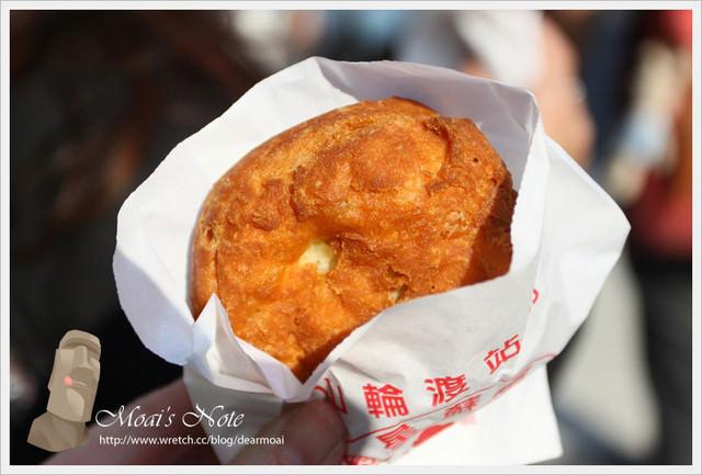 【高雄2日遊】西子灣小吃簡單嚐~犒吆包、蘇阿嬤雞蛋酥