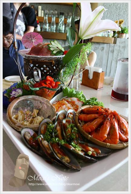 【宜蘭縣員山鄉】勝洋水草休閒農場‧水草餐廳~精緻非常的無菜單料理餐廳