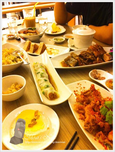 【北市萬華區】新港茶餐廳~試營運時先嘗鮮但還有很大進步空間