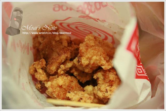 【台南大暴走】小上海香酥雞、茶的魔手~晚上也好吃好買