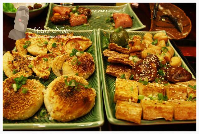 【新北市中和區】夯店複合式炭烤酒鋪~專人幫烤且好吃不貴的可愛小店