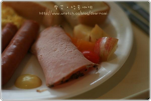 【北市中正區】怡客咖啡早午餐~簡單方便的午間無負擔輕食