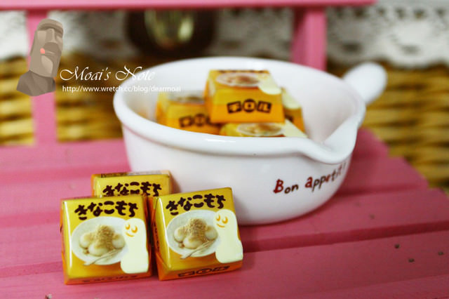 【點心】TIROL松尾‧黃豆粉麻糬巧克力~夭壽好吃的new味覺!