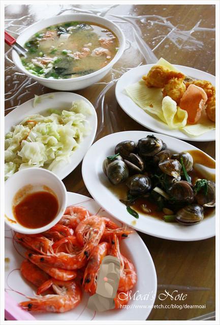 【墾丁閒散行】阿利海產~兩人吃也不貴的超新鮮海鮮餐廳(比讚)