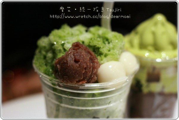 【北市信義區】統一阪急Tsujiri辻利茶屋~綠油油甜呼呼的正宗日本甜品