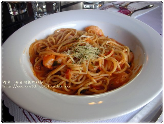 【北市內湖區】布克湖義大利麵~近期內最讓我熱愛的好吃義麵