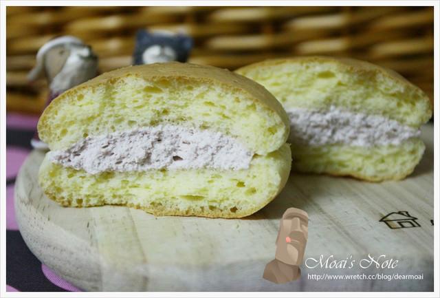 【試吃】亞尼克菓子工房‧北海道泡芙蛋糕~輕拋拋的蓬鬆口感