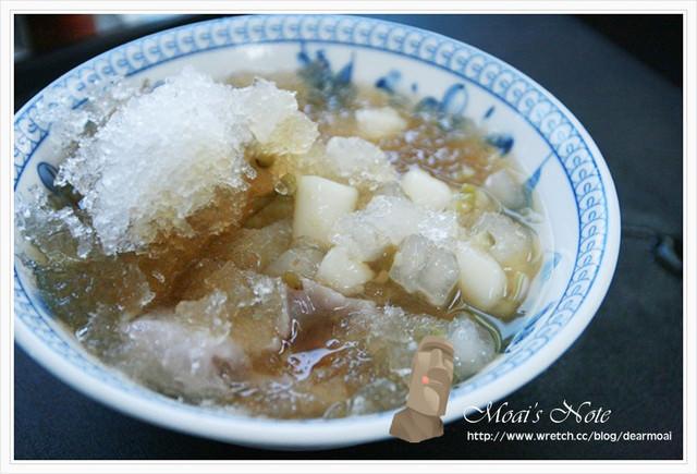 【台南大暴走】阿卿綠豆蒜‧江水號~香濃甜密古早味