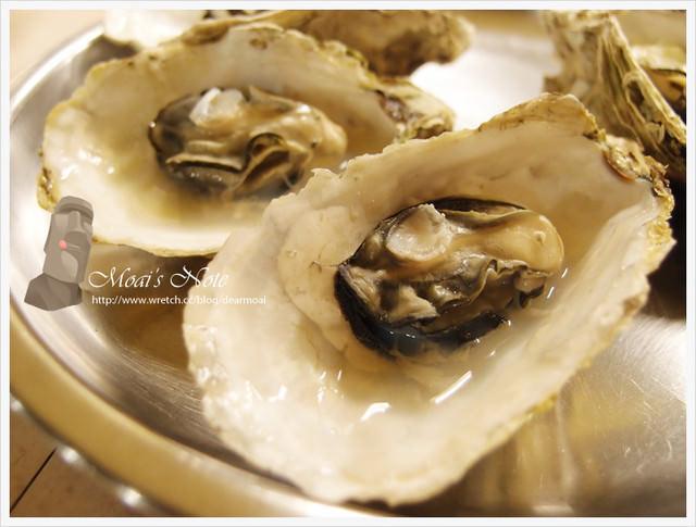 【試吃】郭家賜福帶殼牡蠣~最新鮮的海中滋味