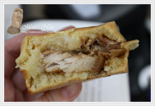 【北市內湖區】包控肉的口福紅豆餅~由內餡參見紅豆餅的進化史